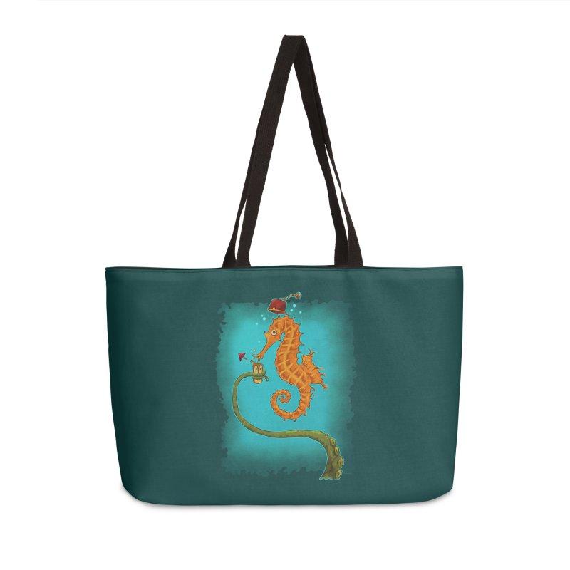Drinking Buddies Accessories Weekender Bag Bag by Zerostreet's Artist Shop