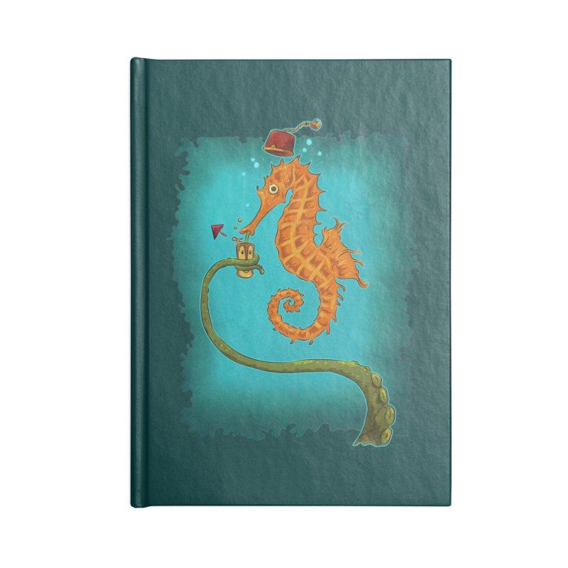 Drinking Buddies Accessories Blank Journal Notebook by Zero Street's Artist Shop