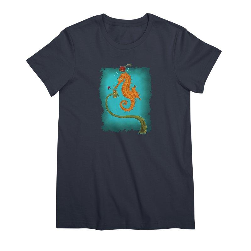 Drinking Buddies Women's Premium T-Shirt by Zerostreet's Artist Shop