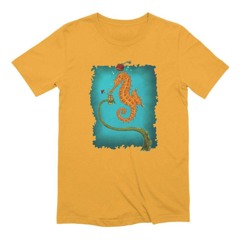 Drinking Buddies Men's Extra Soft T-Shirt by Zerostreet's Artist Shop