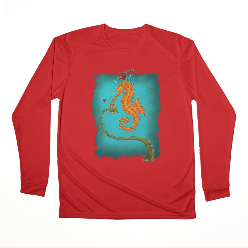 Drinking Buddies Women's Performance Unisex Longsleeve T-Shirt by Zerostreet's Artist Shop