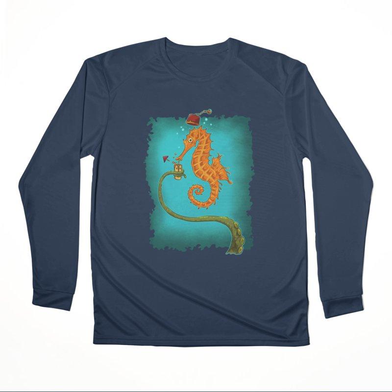 Drinking Buddies Men's Performance Longsleeve T-Shirt by Zero Street's Artist Shop