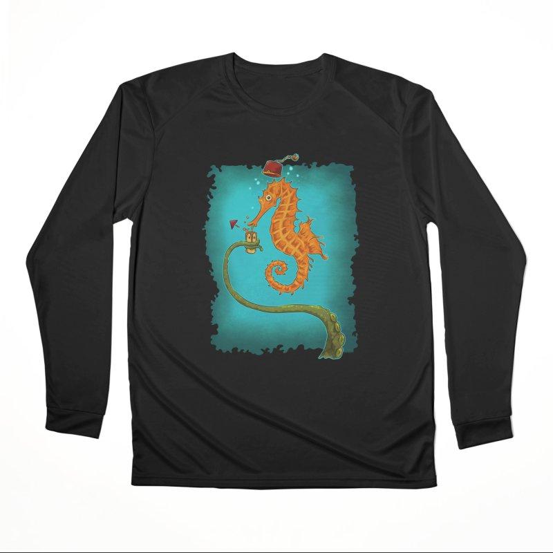 Drinking Buddies Men's Performance Longsleeve T-Shirt by Zerostreet's Artist Shop