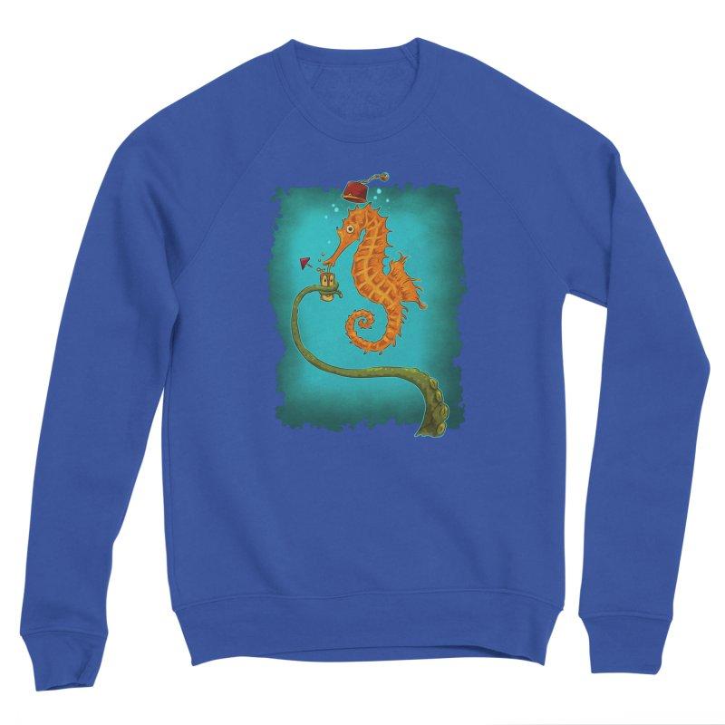 Drinking Buddies Men's Sponge Fleece Sweatshirt by Zerostreet's Artist Shop