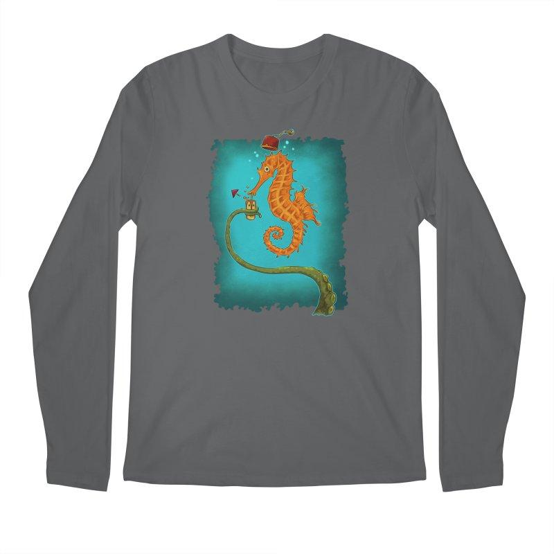 Drinking Buddies Men's Regular Longsleeve T-Shirt by Zerostreet's Artist Shop
