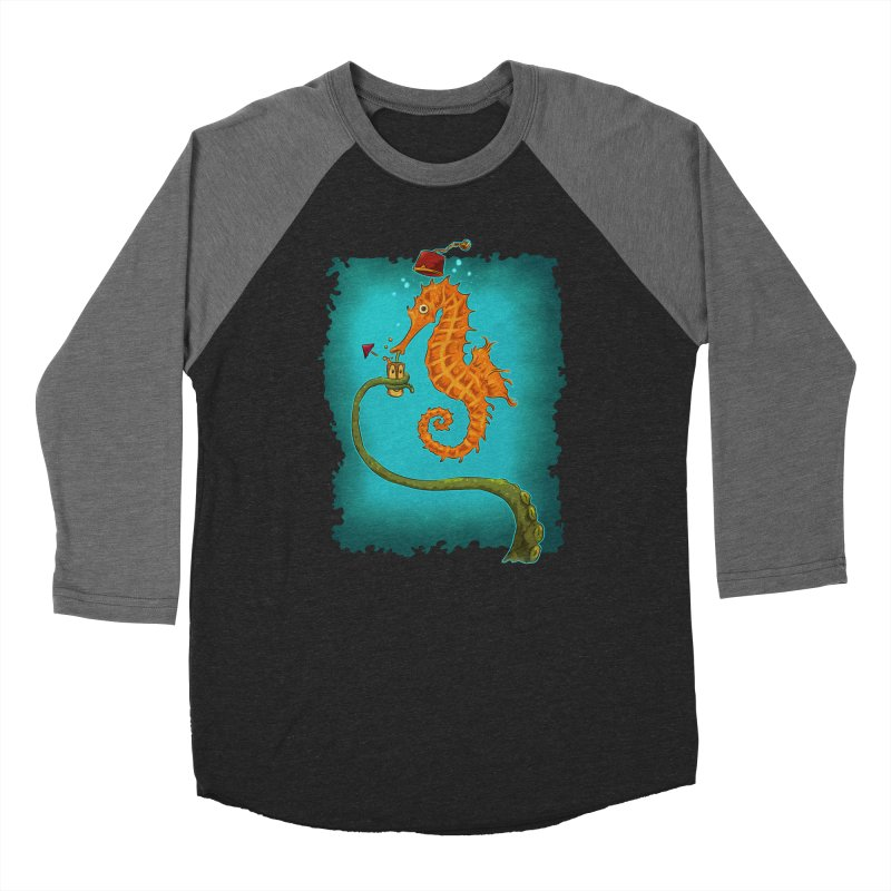 Drinking Buddies Women's Baseball Triblend Longsleeve T-Shirt by Zero Street's Artist Shop