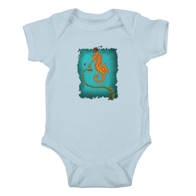 Drinking Buddies Kids Baby Bodysuit by Zerostreet's Artist Shop