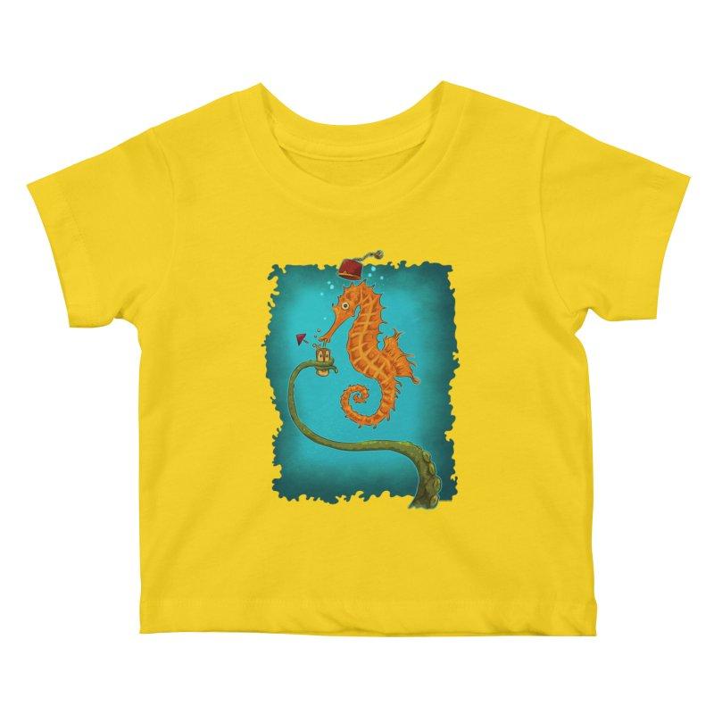 Drinking Buddies Kids Baby T-Shirt by Zerostreet's Artist Shop