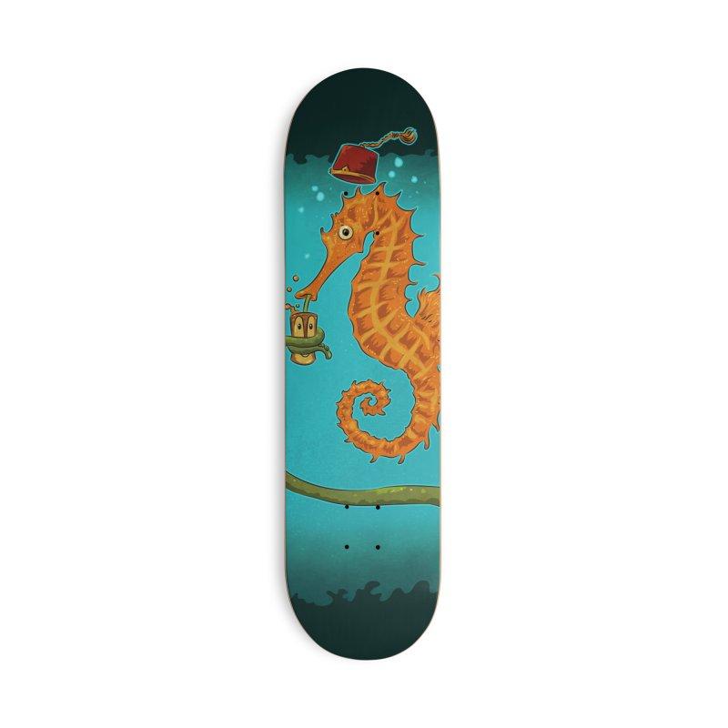 Drinking Buddies Accessories Deck Only Skateboard by Zerostreet's Artist Shop