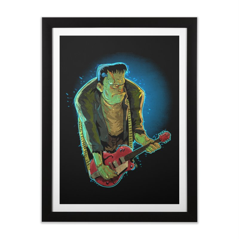 Riffenstein Home Framed Fine Art Print by Zerostreet's Artist Shop