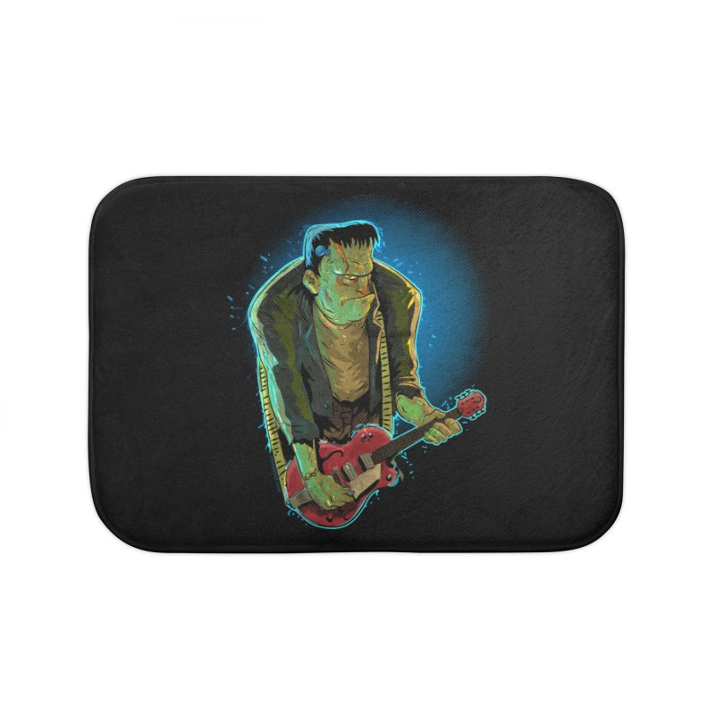 Riffenstein Home Bath Mat by Zerostreet's Artist Shop