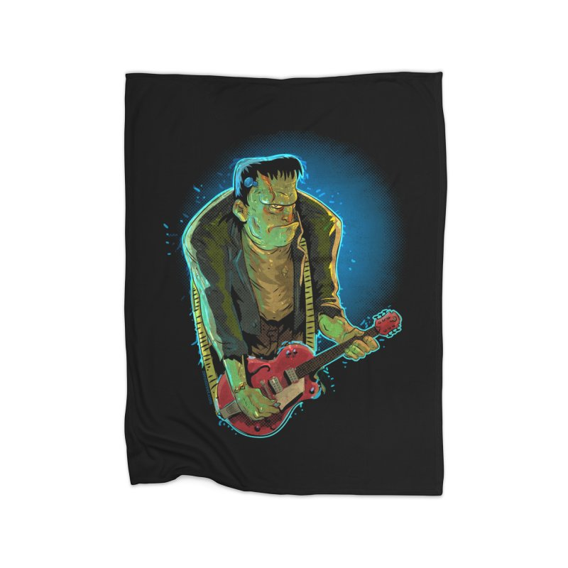 Riffenstein Home Fleece Blanket Blanket by Zerostreet's Artist Shop