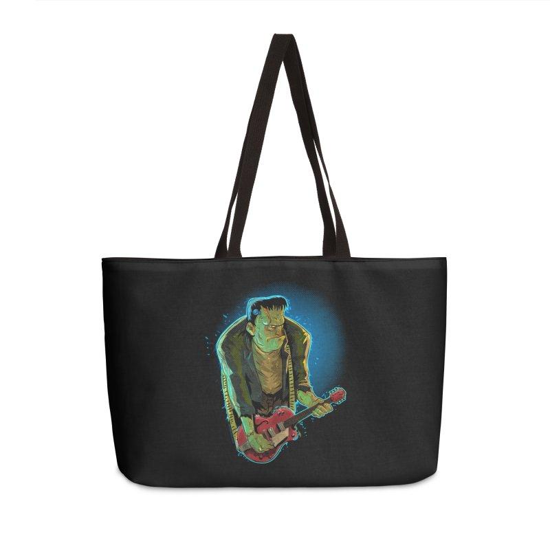 Riffenstein Accessories Weekender Bag Bag by Zero Street's Artist Shop
