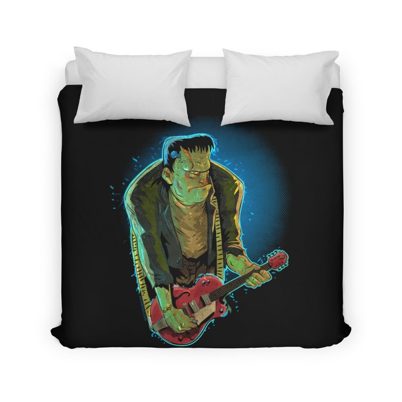 Riffenstein Home Duvet by Zero Street's Artist Shop