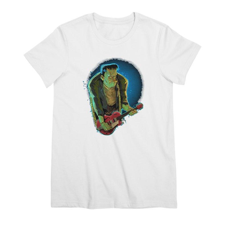 Riffenstein Women's Premium T-Shirt by Zerostreet's Artist Shop