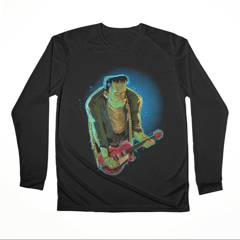 Riffenstein Men's Performance Longsleeve T-Shirt by Zerostreet's Artist Shop