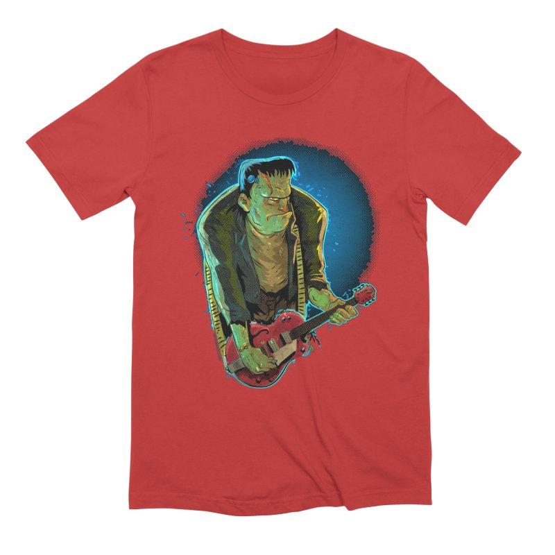 Riffenstein Men's Extra Soft T-Shirt by Zero Street's Artist Shop