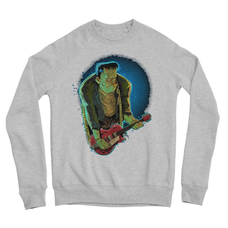Riffenstein Men's Sponge Fleece Sweatshirt by Zero Street's Artist Shop