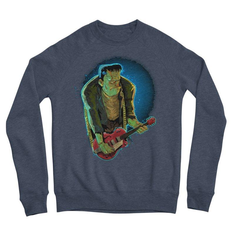 Riffenstein Women's Sponge Fleece Sweatshirt by Zero Street's Artist Shop