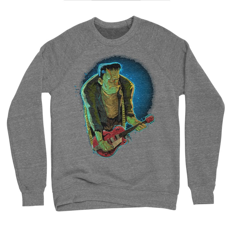 Riffenstein Women's Sponge Fleece Sweatshirt by Zerostreet's Artist Shop