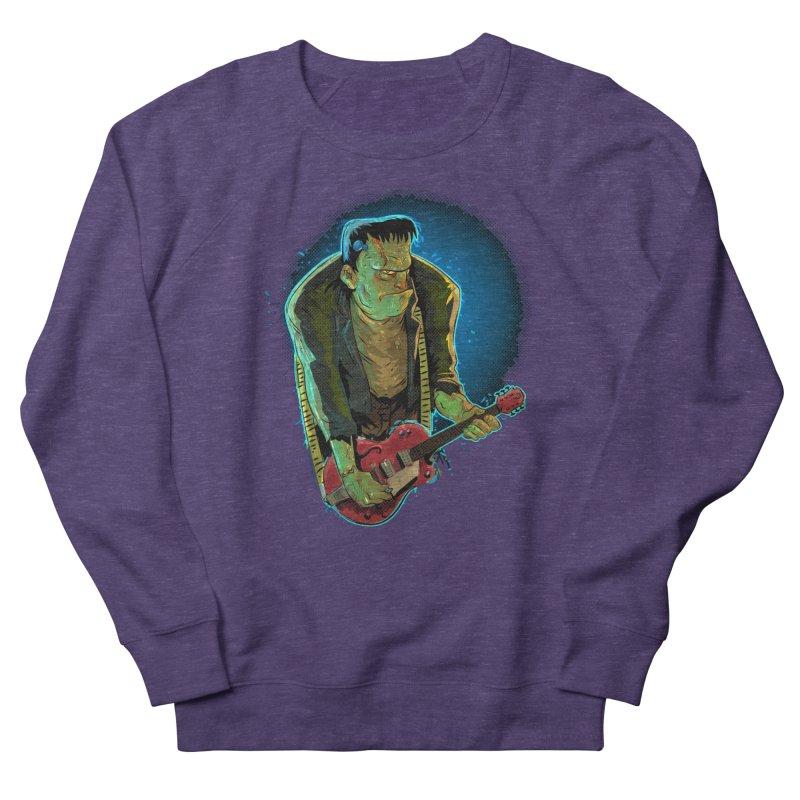 Riffenstein Women's French Terry Sweatshirt by Zero Street's Artist Shop