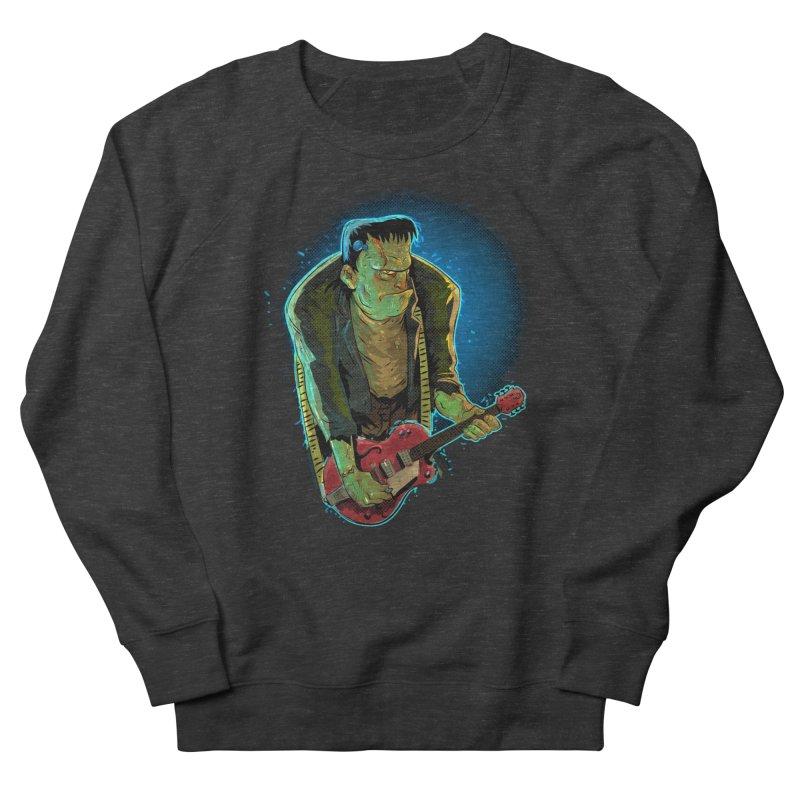 Riffenstein Men's French Terry Sweatshirt by Zerostreet's Artist Shop