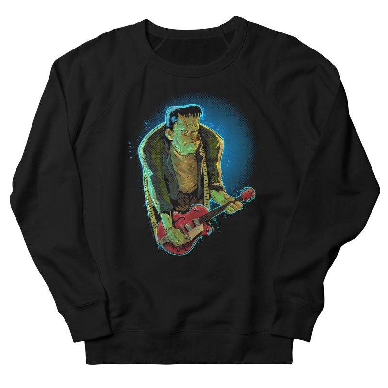Riffenstein Men's French Terry Sweatshirt by Zero Street's Artist Shop