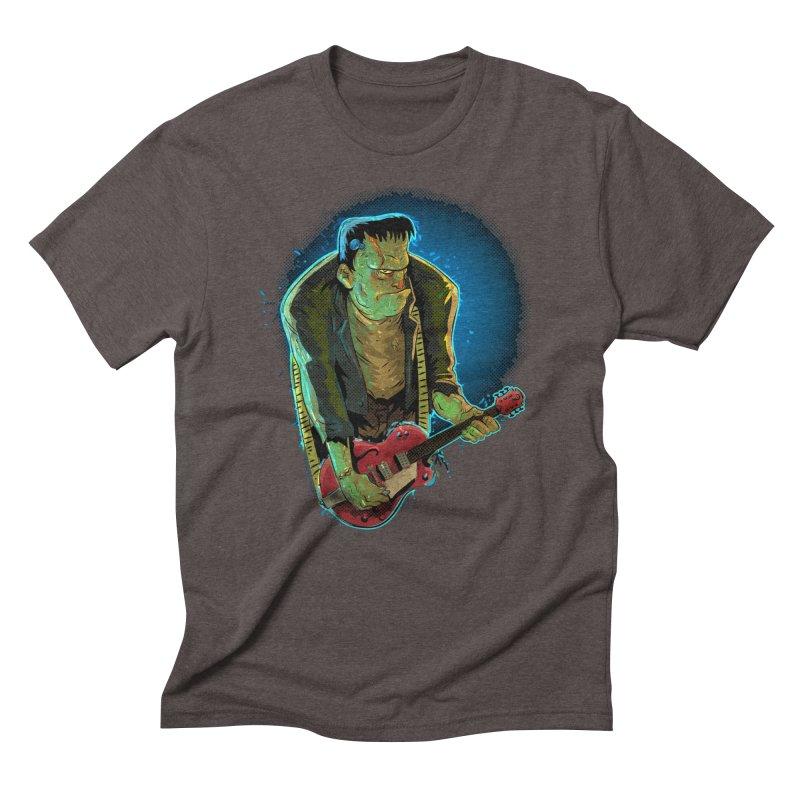 Riffenstein Men's Triblend T-Shirt by Zero Street's Artist Shop