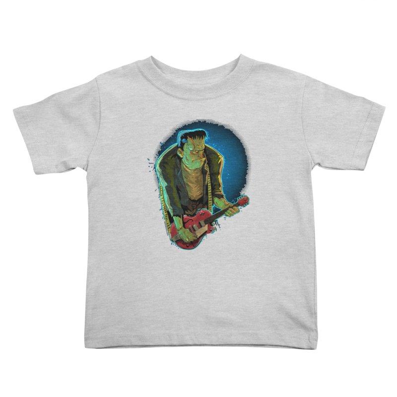 Riffenstein Kids Toddler T-Shirt by Zero Street's Artist Shop