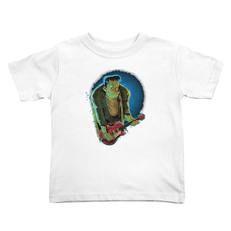 Riffenstein Kids Toddler T-Shirt by Zerostreet's Artist Shop