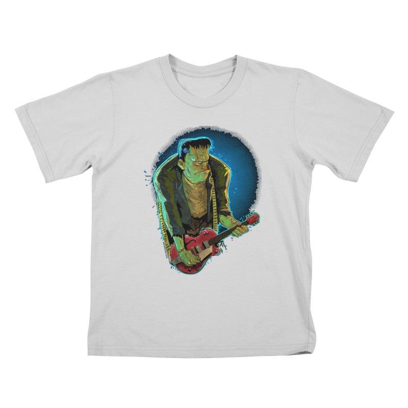 Riffenstein Kids T-Shirt by Zero Street's Artist Shop