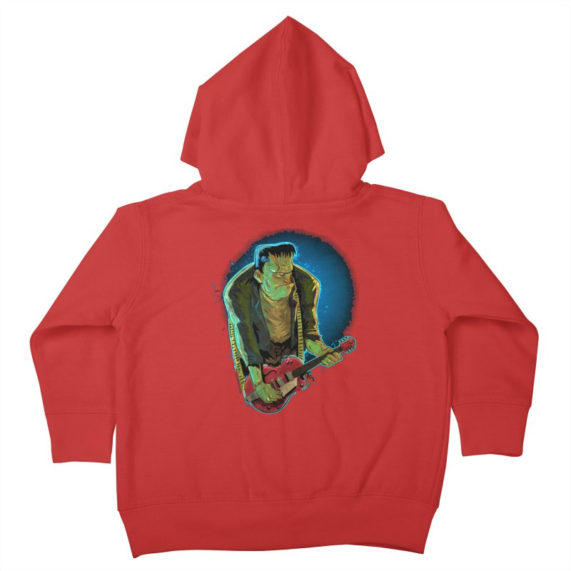 Riffenstein Kids Toddler Zip-Up Hoody by Zerostreet's Artist Shop
