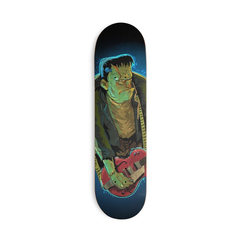 Riffenstein Accessories Deck Only Skateboard by Zerostreet's Artist Shop