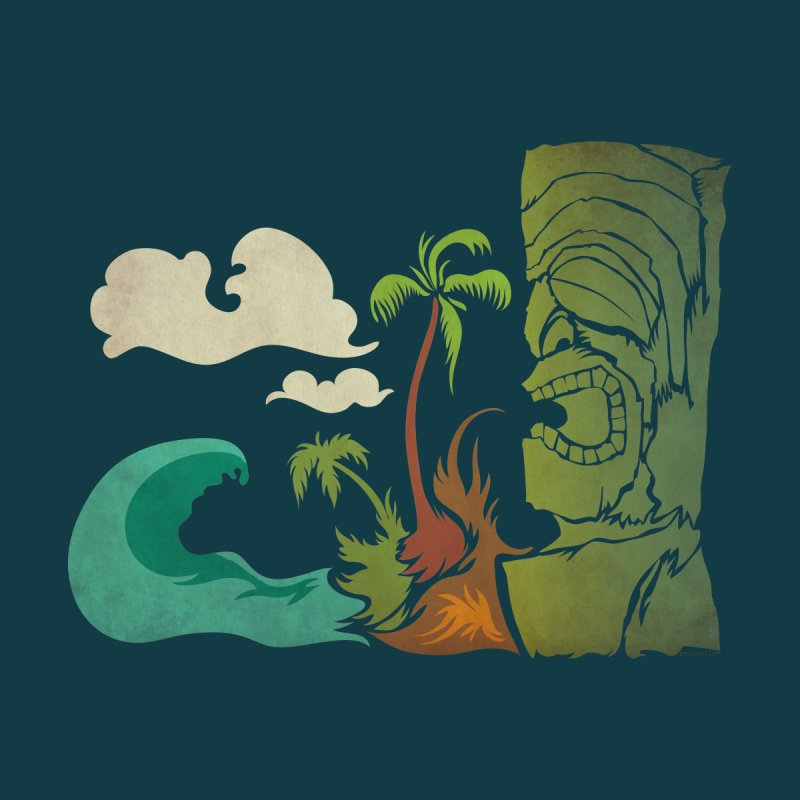 Surf Ku Kids Baby T-Shirt by Zerostreet's Artist Shop