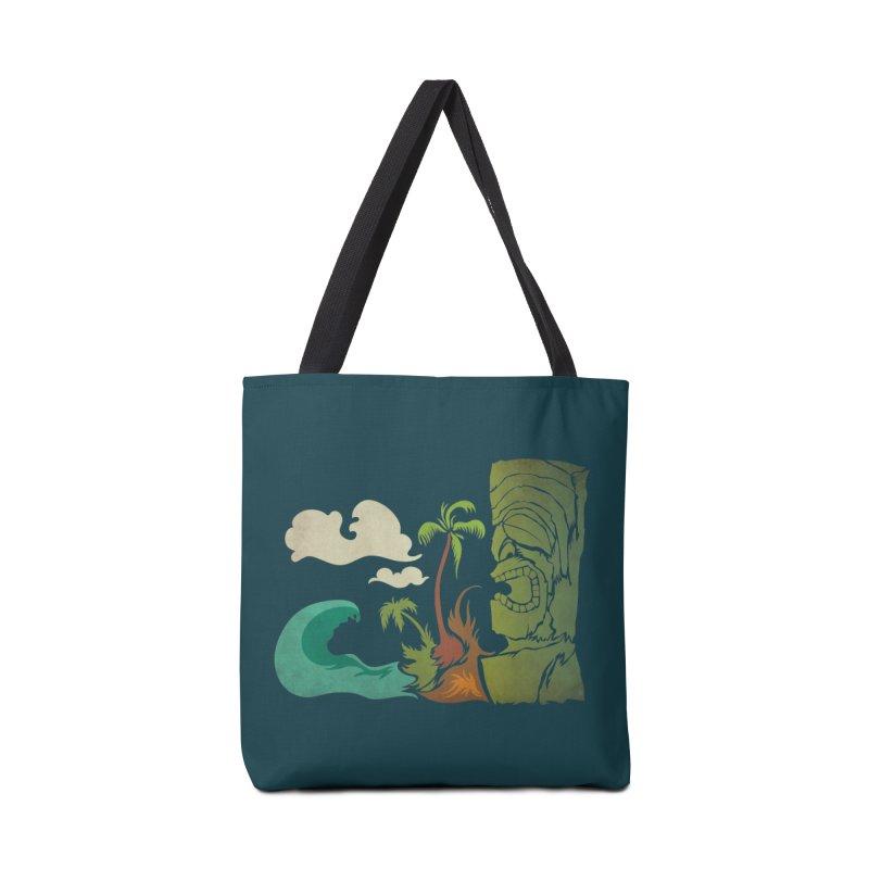 Surf Ku Accessories Tote Bag Bag by Zerostreet's Artist Shop