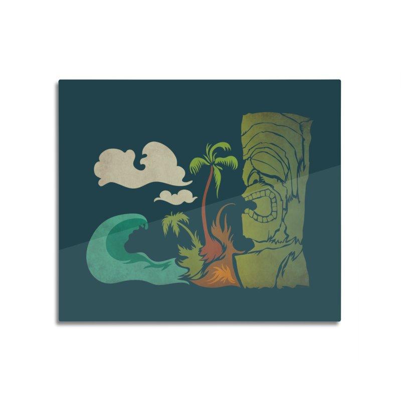 Surf Ku Home Mounted Acrylic Print by Zerostreet's Artist Shop