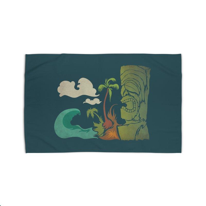 Surf Ku Home Rug by Zerostreet's Artist Shop