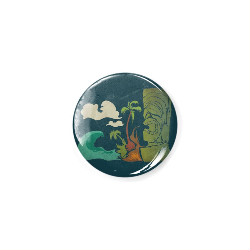 Surf Ku Accessories Button by Zerostreet's Artist Shop