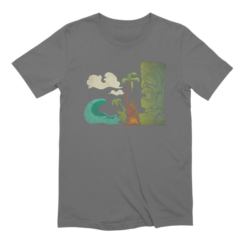 Surf Ku Men's Extra Soft T-Shirt by Zerostreet's Artist Shop