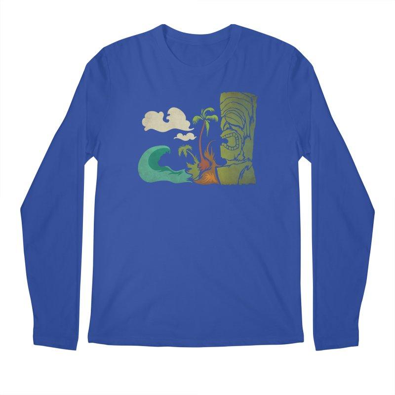 Surf Ku Men's Regular Longsleeve T-Shirt by Zerostreet's Artist Shop