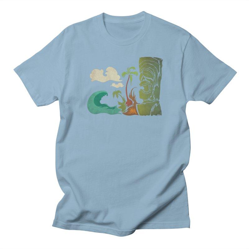 Surf Ku Men's Regular T-Shirt by Zerostreet's Artist Shop