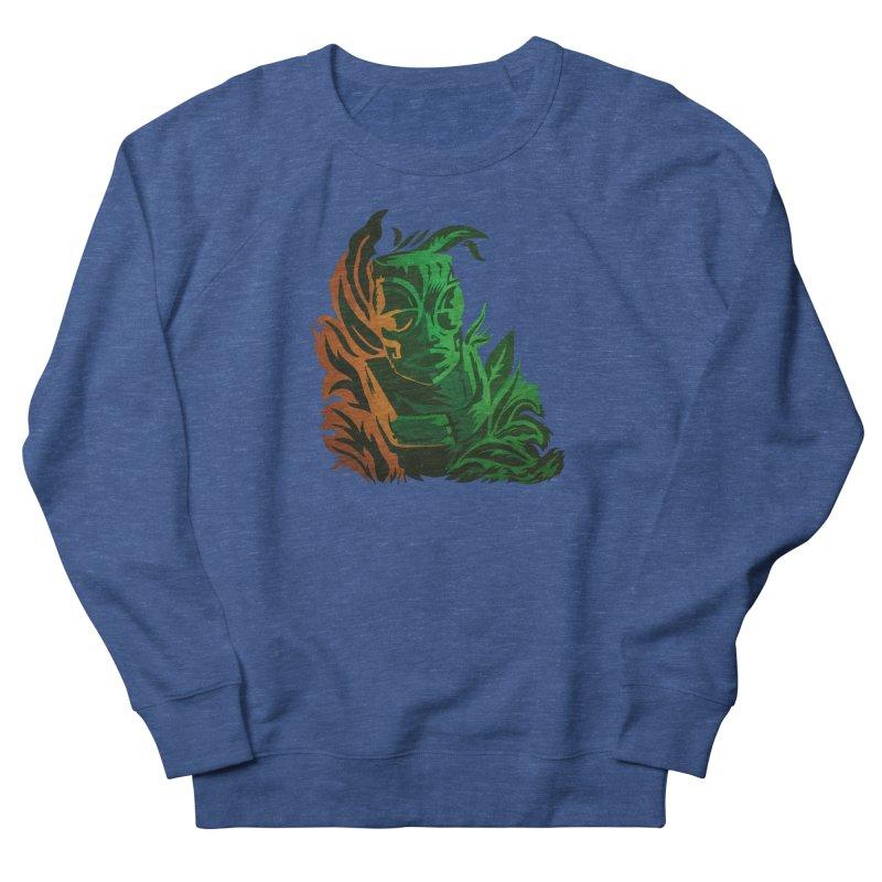 Tiki Moon Men's French Terry Sweatshirt by Zerostreet's Artist Shop