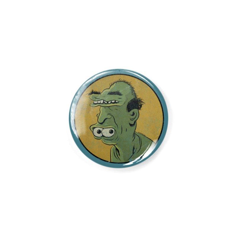 Weirdo Accessories Button by Zerostreet's Artist Shop