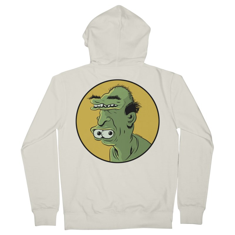 Weirdo Women's Zip-Up Hoody by Zerostreet's Artist Shop