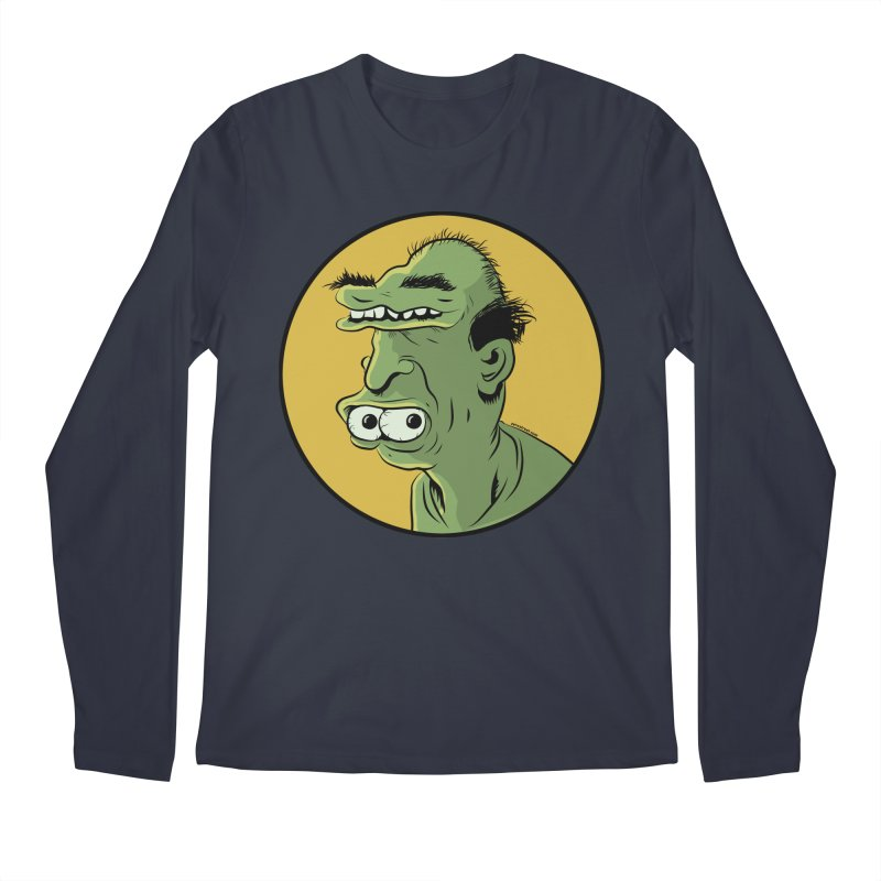 Weirdo Men's Longsleeve T-Shirt by Zerostreet's Artist Shop