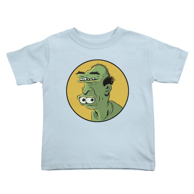 Weirdo Kids Toddler T-Shirt by Zerostreet's Artist Shop