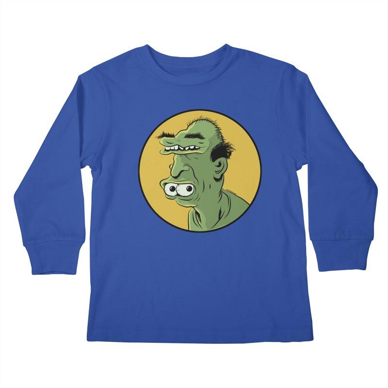 Weirdo Kids Longsleeve T-Shirt by Zerostreet's Artist Shop