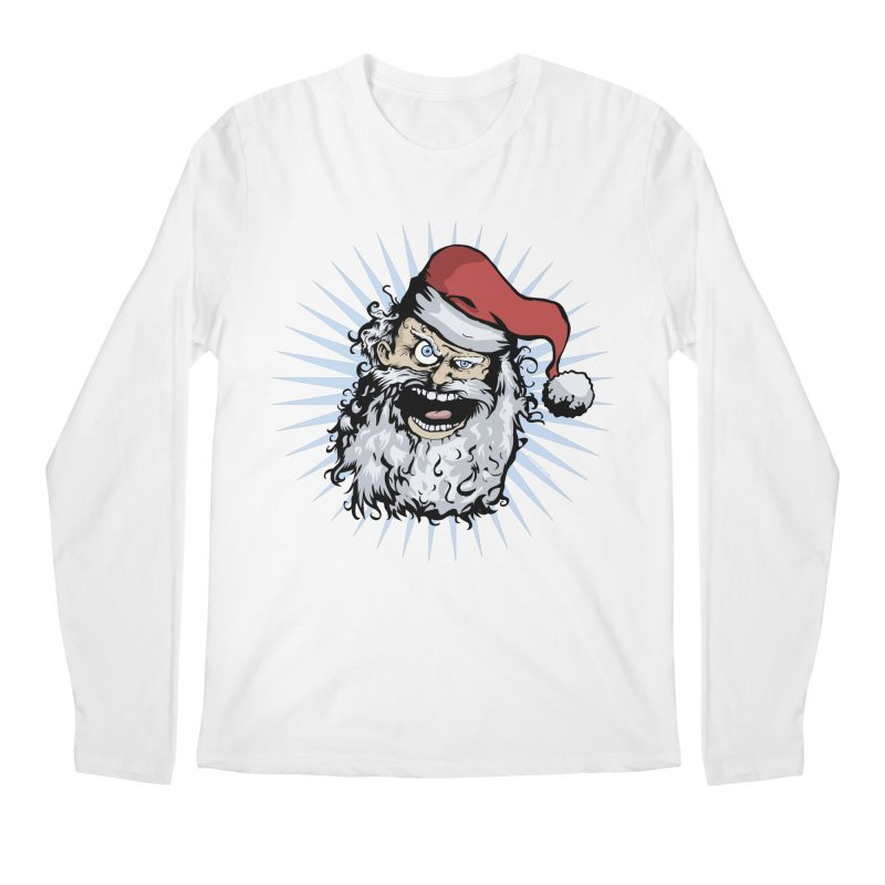Pissed Santa Men's  by Zerostreet's Artist Shop
