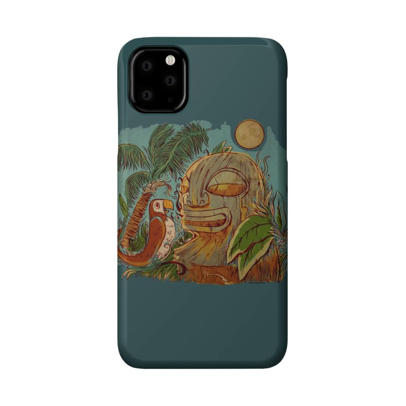 Island Chatter Accessories Phone Case by Zerostreet's Artist Shop