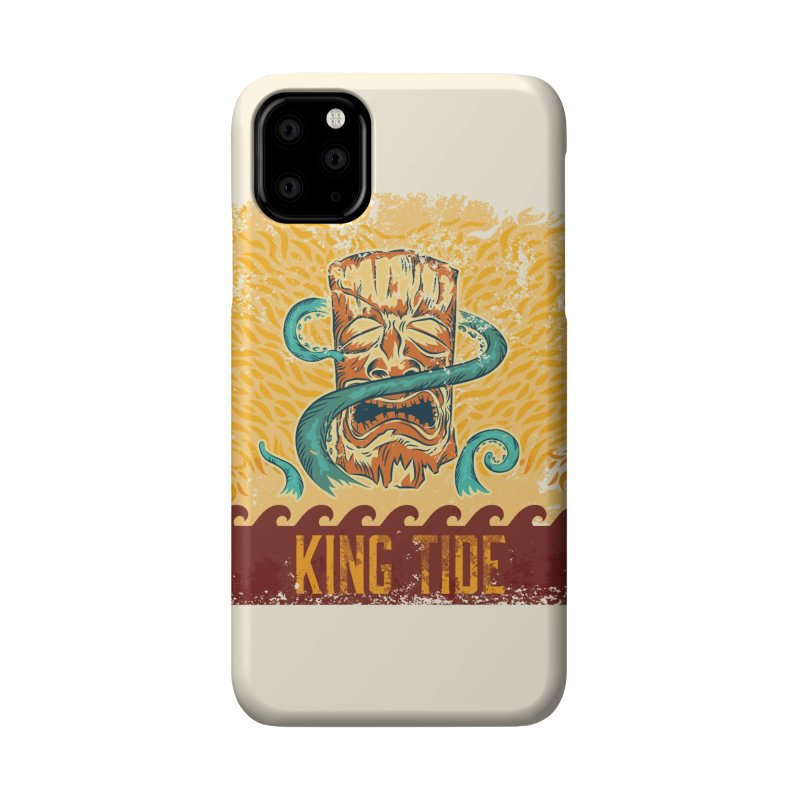 King Tide Accessories Phone Case by Zerostreet's Artist Shop